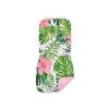 BabyLion BabyLion Prémium babakocsi betét - Trópusi Virágok - Rózsaszín