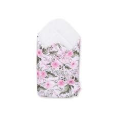 BabyLion BabyLion Prémium pólya - Fehér - Virágok