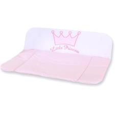 BabyLion BabyLion Prémium Textil pelenkázó lap - Rózsaszín Princess pelenkázó matrac