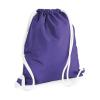 Bag Base Tornazsák tornatáska Hátizsák Bag Base Icon Gymsac - Egy méret, Lila