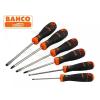 Bahco Csavarhúzó készlet - 6 részes - műanyag tálcában - Bahco (B219.006)