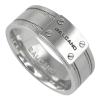 BALCANO - Férfi gyűrű (ES592) 58 mm