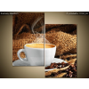 Balkys Trade Nyomtatott kép Aromás csésze kávé 60x60cm 1119A_2A