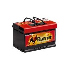 Banner Banner Power Bull 12V 72Ah 660A autó akkumulátor autó akkumulátor