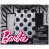 Barbie Divatőrület: Fekete-fehér pöttyös szoknya