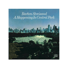 Barbra Streisand A Happening in Central Park (CD) egyéb zene