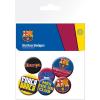 Barcelona kitûzõ csomag