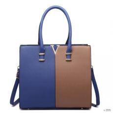 Barna Miss Lulu London LT1666 - Miss Lulu osztott első Design Medium bevásárló  táska kézi táska 3b5601e60d