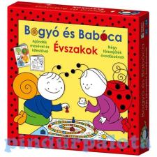 Bartos Erika Bogyó és Babóca Évszakok gyermek- és ifjúsági könyv