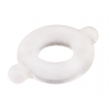 BasicX TPR cockring clear 0.5inch