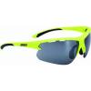 BBB BSG-52 Impulse PC sport szemüveg, matt neon sárga, 3 lencsével