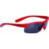 BBB BSG-54 Kids gyerek szemüveg fényes piros keret, PC füst lencsével