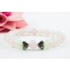 BBH Inspiration Szerelem karkötő rózsakvarcból és opálból