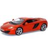 BBurago Bburago: McLaren MP4-12C fém autó narancssárga színben 1/24
