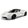 BBurago : Ferrari LaFerrari fém autómodell 1/18 fehér
