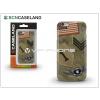 BCN Caseland Apple iPhone 6/6S hátlap - BCN Caseland Army