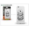 BCN Caseland Apple iPhone 6/6S szilikon hátlap - BCN Caseland Burguer - transparent