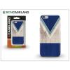 BCN Caseland Apple iPhone 7/iPhone 8 hátlap - BCN Caseland V Neck - blue