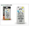 BCN Caseland Apple iPhone 7 Plus/iPhone 8 Plus szilikon hátlap - BCN Caseland Lemons - transparent