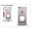 BCN Caseland Apple iPhone 7 Plus/iPhone 8 Plus szilikon hátlap - BCN Caseland Love - transparent