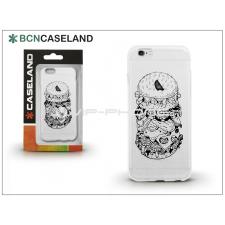 BCN Caseland Apple iPhone 7 Plus szilikon hátlap - BCN Caseland Burguer - transparent tok és táska