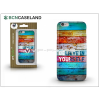 BCN Caseland Apple iPhone 7 szilikon hátlap - BCN Caseland Be You