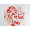 Be Mine Love tortaostya 20 cm