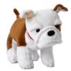 Bear Toys Bulldog plüss figura (15 cm)