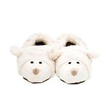 Beddy Bear Slippies Bárány, melegíthető papucs (524) 1 pár