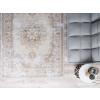 Beliani Bézs mintás pamutszőnyeg 160 x 230 cm ALMUS