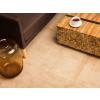 Beliani Bézs szőnyeg - viszkóz - 140x200 cm - GESI