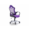 Beliani Irodai szék - Forgószék - Szék - lila iChair