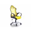 Beliani Irodai szék - Forgószék - Szék - sárga iChair