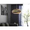 Beliani Mennyezeti lámpa arany színben LIMNATIS