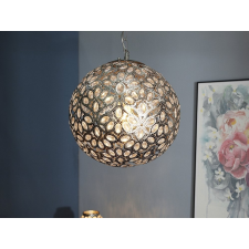Beliani Ragyogó mennyezeti design függőlámpa VOLTA világítás