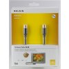 Belkin 90dB Antenna Coax Cable 5m Gold Connector Black