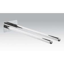 Bemeta OMEGA dupla fix törölközőtartó, 365 mm lakástextília