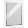 Bemutató tábla Durable Információs Magaframe A/3 öntapadó mágneses kerettel ezüst 2 db/csomag