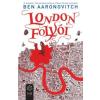 Ben Aaronovitch London folyói