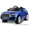 Beneo Elektromos Kisautó Audi Q7-Lakk Kék