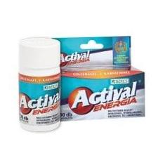 Béres Actival Energia filmtabletta 30 db vitamin
