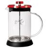 Berlingerhaus pot tea és kávé francia sajtó 350 ml burgundi metál vonal