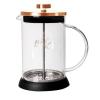 Berlingerhaus pot tea és kávé francia sajtó Rosegold 800 ml Metál vonal