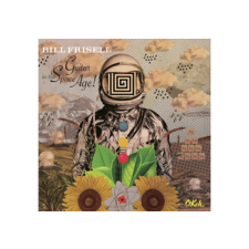 BERTUS HUNGARY KFT. Bill Frisell - Guitar in the Space Age! (Vinyl LP (nagylemez)) jazz