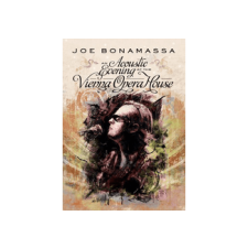 BERTUS HUNGARY KFT. Joe Bonamassa - An Acoustic Evening At The Vienna Opera House (Dvd) blues