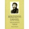 Berzsenyi Dániel BERZSENYI DÁNIEL VÁLOGATOTT VERSEI