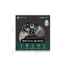 Bestsuit Huawei Watch GT üveg képernyővédő fólia - Bestsuit Flexible Nano Glass 5H mobiltelefon kellék