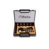 Beta 1105/C15T 15 darabos tömítéskivágó készlet Ø 3-30 mm