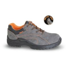 Beta 7210BKK/39 perforált hasítottbőr munkavédelmi cipő, 39 méret