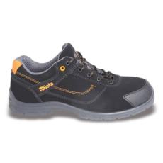 Beta 7214FN/39 action nabuk bőr munkavédelmi cipő, mérsékelten vízálló kopásálló orrvédő betéttel, 39 méret
